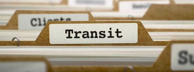 Odprawa tranzytowa