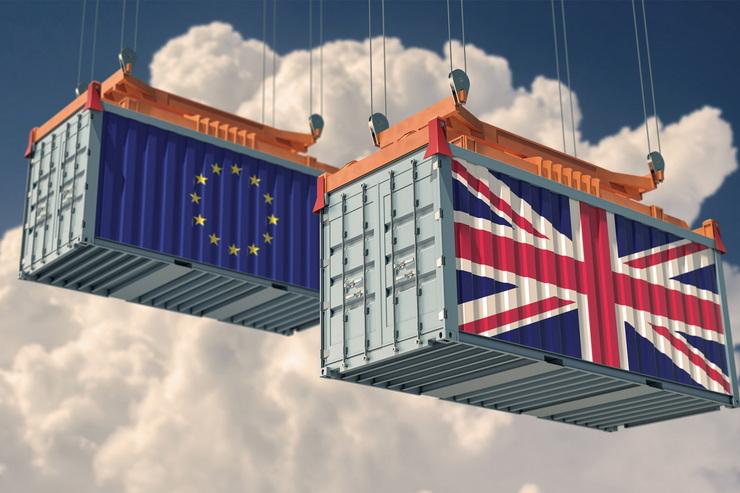 Brexit odprawa towaru z Wielkiej Brytanii